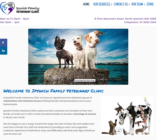 Ipswich Family Veterinary Clinic