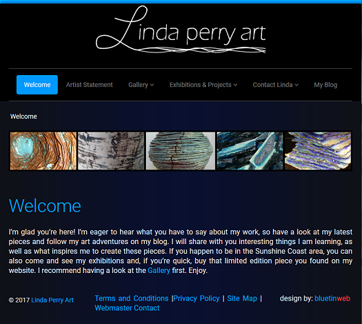 Linda Perry Art