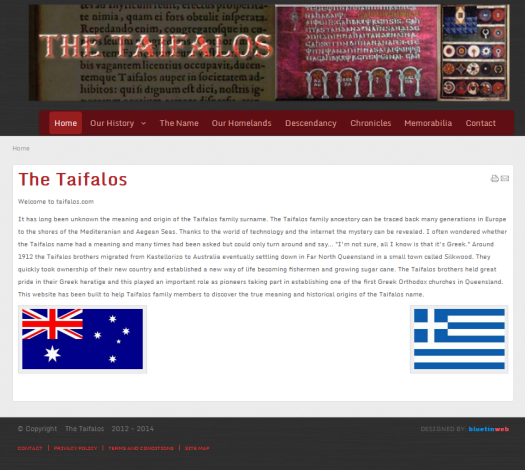 The Taifalos