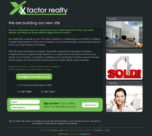X Factor Realty